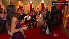 1. Kym Johnson Cleavage in Bra – Dancing With The Stars