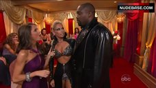 6. Kym Johnson Cleavage in Bra – Dancing With The Stars