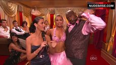 10. Kym Johnson Hot in Pink Bra – Dancing With The Stars