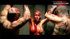 Chelsea Richards Boobs Scene – Feast 3: The Happy Finish