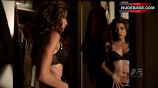 Tania Raymonde Lingerie Scene – The Cleaner