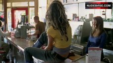 Tania Raymonde Ass Crack – Elsewhere