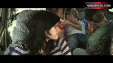 10. Tania Raymonde Underwear Scene – Texas Chainsaw 3D