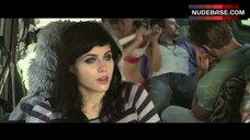 9. Tania Raymonde Underwear Scene – Texas Chainsaw 3D