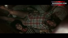 9. Tania Raymonde In Lingerie Panties – Texas Chainsaw 3D