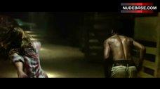 10. Tania Raymonde Ass in Thong – Texas Chainsaw 3D