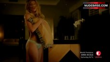 Tania Raymonde Private Dance in Lingerie – Jodi Arias: Dirty Little Secret