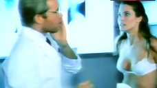 Carol Alt in Lingerie in Docror's Office – Bye Bye Baby