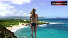 Sexy Ricki Noel Lander in Bikini – Csi: Crime Scene Investigation