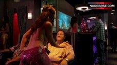 10. Maria Zyrianova Topless Stripper – Dexter