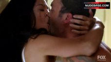 Stephanie Jacobsen Erotic Scene – Terminator: The Sarah Connor Chronicles