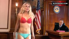 Brooke Newton Shows Lingerie in Court – Robodoc