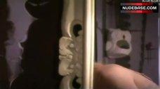 8. Hannah Murray in Bra and Panties – Skins