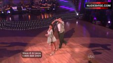 6. Lacey Schwimmer in Lingerie – Dancing With The Stars