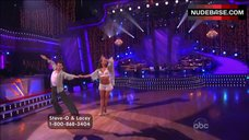 8. Lacey Schwimmer in Lingerie – Dancing With The Stars