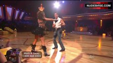 3. Lacey Schwimmer Sexy – Dancing With The Stars