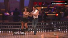 4. Lacey Schwimmer Sexy – Dancing With The Stars