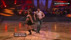 5. Lacey Schwimmer Sexy – Dancing With The Stars