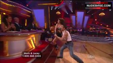6. Lacey Schwimmer Sexy – Dancing With The Stars