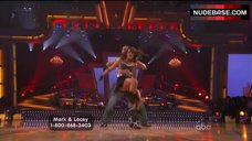 7. Lacey Schwimmer Sexy – Dancing With The Stars