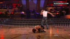 9. Lacey Schwimmer Sexy – Dancing With The Stars