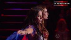 6. Adriana Lima Shows Shine Lingerie – The Victoria'S Secret Fashion Show 2014