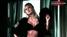 Nicole Malgarini Sexy in Police Suit – Csi: Crime Scene Investigation