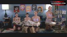 Rachel Blanchard Underwear Scene – Sugar & Spice
