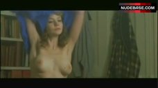 Carey Mulligan Tits Scene – When Did You Last See Your Father?