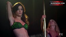 Janet Montgomery Striptease – The League