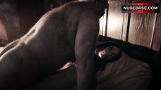 Janet Montgomery Sex Scene – Salem