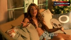 3. Shenae Grimes Sexy in Bikini Top – 90210