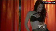 Jessica Lowndes Dancing Striptease – 90210