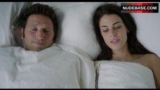 1. Jessica Lowndes Bed Scene – Larry Gaye: Renegade Male Flight Attendant