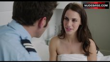 10. Jessica Lowndes Bed Scene – Larry Gaye: Renegade Male Flight Attendant