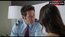 7. Jessica Lowndes Bed Scene – Larry Gaye: Renegade Male Flight Attendant