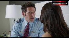 8. Jessica Lowndes Bed Scene – Larry Gaye: Renegade Male Flight Attendant