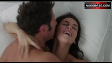 Jessica Lowndes Sex in Bed – Larry Gaye: Renegade Male Flight Attendant