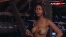 Marjie Kelley Naked Breasts and Bush – Blitzkrieg: Escape From Stalag 69