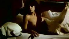 Patricia Adriani Nude on Bed – Cuentos Eroticos