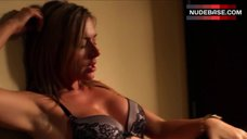 5. Allison Mcatee Hot in Lingerie – 5 Souls