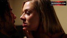 8. Allison Mcatee Hot in Lingerie – 5 Souls