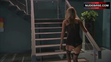 4. Miriam Mcdonald in Sexy Black Lingerie – Poison Ivy 4