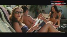Margarita Levieva in the pool – Spread