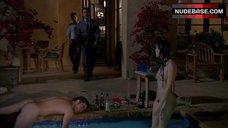 3. Sasha Grey Full Frontal Nude – Entourage
