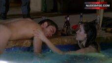 5. Sasha Grey Full Frontal Nude – Entourage