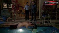 6. Sasha Grey Full Frontal Nude – Entourage