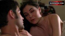 6. Sasha Grey Shows Tits – Entourage