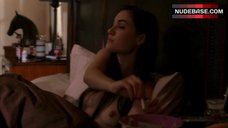 Sasha Grey Topless Scene – Entourage