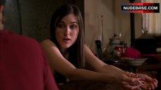 5. Sasha Grey Topless Scene – Entourage
